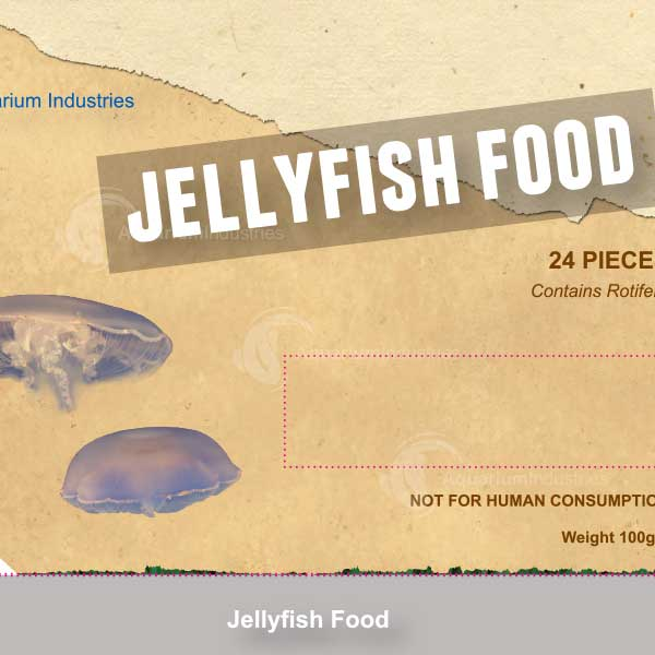 frozen food jellyfish